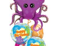 Amazing Octopus Balloon Bouquet