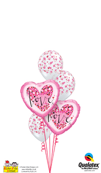 Rachel Ellen - Love Balloon Bouquet