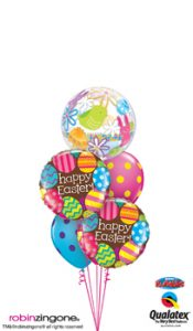 Easter Balloon Bouquets
