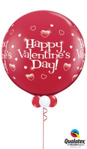 Valentines Day Balloon Bouquets