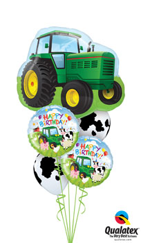 Barnyard Party Balloon Bouquet