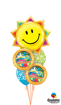 Happy-To-Retire Balloon Bouquet