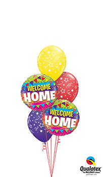 Welcome-Home Balloon Bouquet