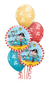 rachel-ellen---pirate- Balloon Bouquet