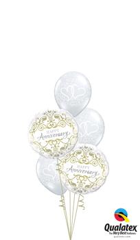 Anniversary Balloon Bouquets