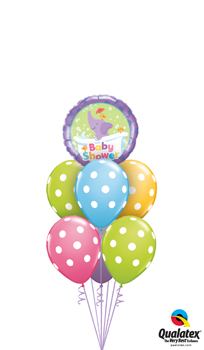 Baby Balloon Bouquets