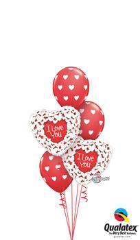 Love Balloon Bouquets