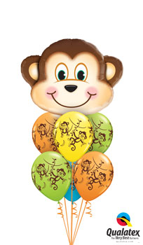Any Occasion Balloon Bouquets