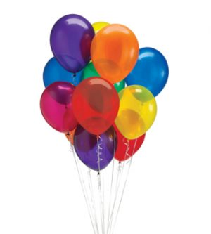 Plain Balloon Bouquets